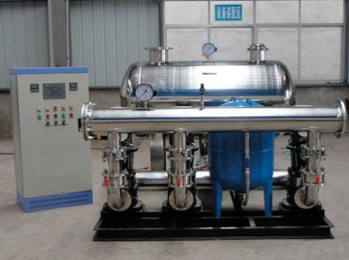 汽水换热机组生产车间